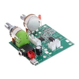 Image 3 - 5V 20W 2.1 Kênh Đôi 3D Vòm Kỹ Thuật Số Âm Thanh Stereo Amplifier Class D AMP Board M35