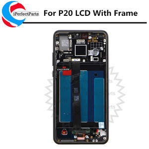 Image 2 - For Huawei P20 LCD Display +Touch Screen Digitizer Assembly Replacement for Huawei EML L09 EML L22 EML L29 EML AL00 LCD Screen