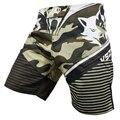 MMA shorts kick boxing muay thai shorts VSZAP CAMO Camo shorts boxing MMA muscle male fitness quick dry sport sanda boxe yokkao