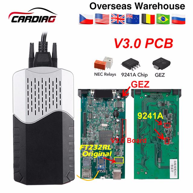 CDP TCS CDP Pro OBD2 Bluetooth 2015 R3 keygen 2016.00 keygen for CARS/TRUCKS OBD2 Diagnostic Tool obd2 coder reader as MVD