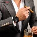 Reloj mujer longbo masculino cronógrafo de quartzo-relógio mens relógios top marca de luxo relógio do esporte à prova d' água relogio masculino 80178