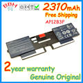 Подлинная AP12B3F аккумулятор для acer Aspire S5 S5-391 AICP4 / 67 / 90 аккумулятор 2310 мАч 34WH 14.8 В