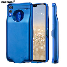 Egeedigi 6500mAh Battery Charge Case For Huawei Nova 3 3i 4 Honor Play External Battery Charging Power Bank Case With Retail Box