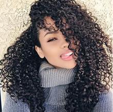 Queen Beauty Weave Co.Ltd Malaysian Virgin Hair 4 Bundles 8a Loose Curly Human Hair Bundles Virgin Cabelo Humano