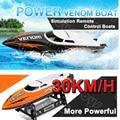 Envío gratis 2.4 G barco del RC UDI udi001 barco velocidades infinitamente variables / carreras a alta velocidad 32 CM 25 km/h mejor regalo para niños chica