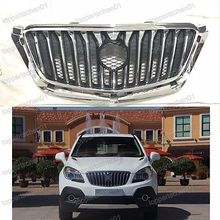 Front Upper Grille Chrome For Buick Encore 2013-2015