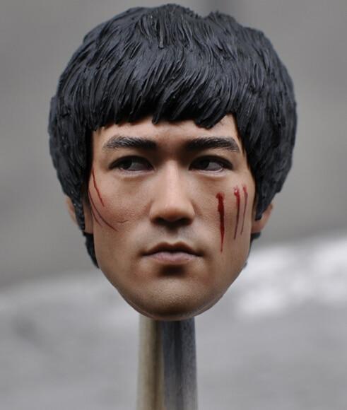 1/6 skala rysunek szef Sculpt Bruce Lee w Figurki i postaci od Zabawki i hobby na AliExpress - 11.11_Double 11Singles' Day 1