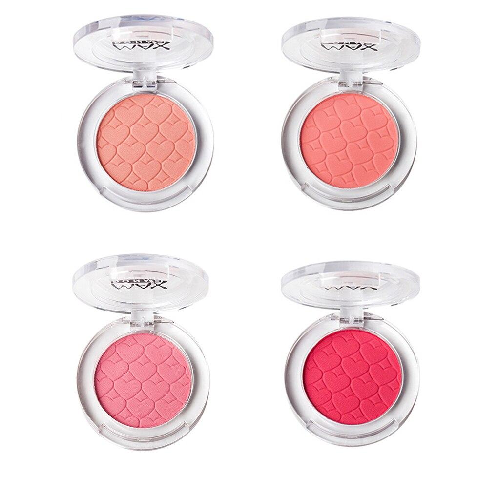 4 Colors Women Blush Makeup Mineralize Blusher Cheek Sleek Cosmetics Soft Powder
