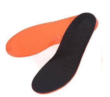 10 пара новых ботинок pu площадку поглощение пота амортизирующие стельки дышащий Бег Военная Униформа спортивный Стельки мужские туфли ...