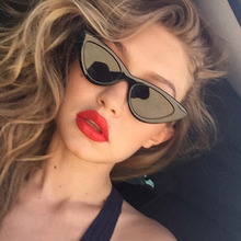 High Quality Vintage Women Sunglasses Cat eye Eyewear Brand Designer Retro Sunglass Female Men Oculos de sol UV400 Sun glasses