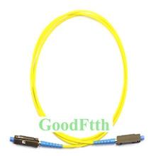 Fiber Patch Cord Jumper Cable MU-MU UPC MU/UPC-MU/UPC SM Simplex GoodFtth 20-50m