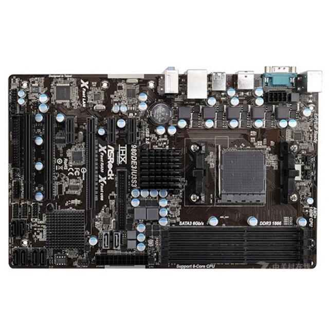 ASRock 980DE3/U3S3 AMD All-in-one Driver for Windows 7
