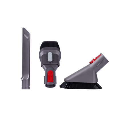 3pcs vacuum cleaner brush gap nozzle Suitable for DysonV10 V8 V7