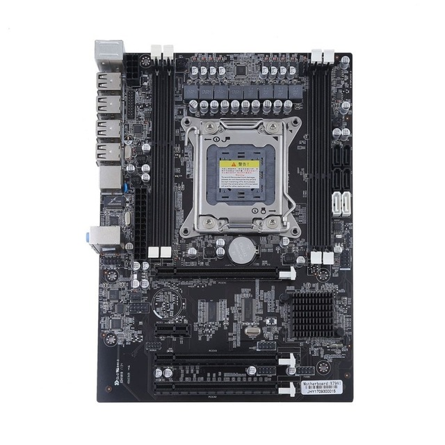 Profissional Computador Desktop Mainboard X79 DDR3 Motherboard Núcleo octa CPU Do Servidor Para LGA 2011 DDR3 1866/1600/1333