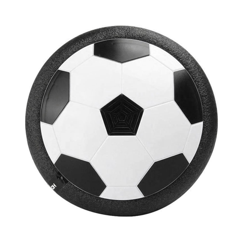 Kids Toy Hover Ball Football Ball Set with Objectives Air Power Soccer Disk Toy with LED Light for 2 16 Years Boys and Girls O in Toy Sports from Toys Hobbies