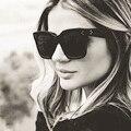 Sarashop new moda vintage gafas de sol mujeres diseñador de la marca gafas de sol cuadradas gafas mujeres a627