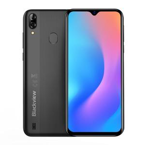 Image 4 - Blackview A60 Pro Smartphone Android 9.0 4G Mobile Phone MTK6761 Quad Core 6.088 inch Waterdrop Screen 3GB RAM 16GB ROM Touch ID