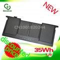 """Golooloo Para Apple 7.2 V 35Wh A1375 Batería Del Ordenador Portátil Macbook Air 11 """"A1370 (2010 Producción)"""