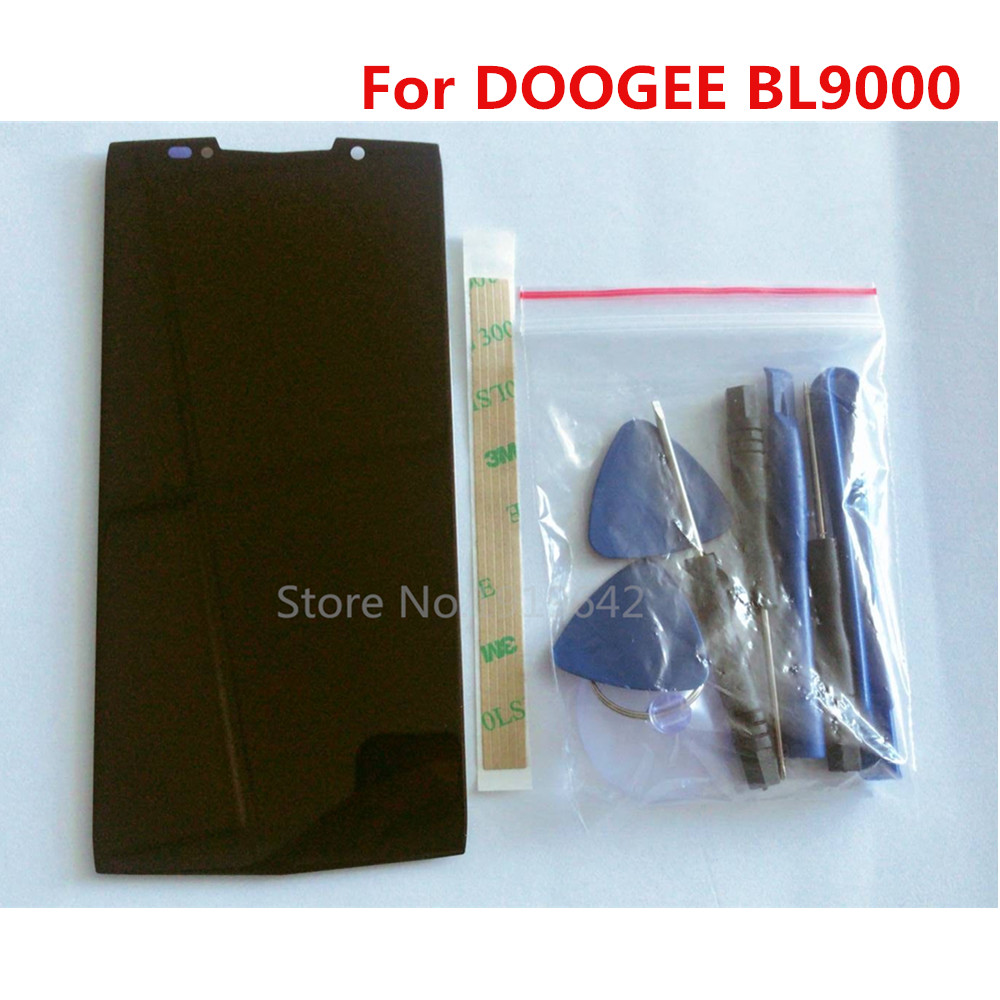 New Original DOOGEE BL9000 5 99 2160 1080 FHD LCD Assembly Display With Touch Screen Repair