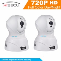 Hisecu IP Camera Home Security 1080P Wifi Wireless IP Camera Baby Monitor Camera HD 2MP Wifi
