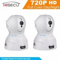 Hisecu IP Camera Home Security 1080P Wifi Wireless IP Camera Baby Monitor Camera HD 2MP Wifi