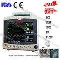 CE&FDA patient monitor ECG,NIBP,SPO2,PR, ICU Monitor,CMS6000C+EtCo2,2y warranty