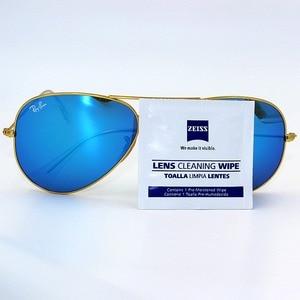 Image 2 - Zeiss مناديل تنظيف عدسة مبللة مسبقا لعدسات النظارات الشمسية عدسات الكاميرا مناديل تنظيف الملابس حزمة من 20ct