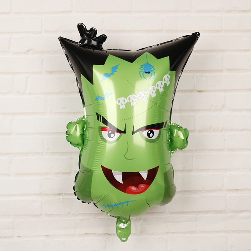 HTB1xesialCw3KVjSZR0q6zcUpXaE - Halloween Party Decoration Balloons Halloween Witch Ghost Decoration Kids Favors Halloween Props Accessories Party Supplies
