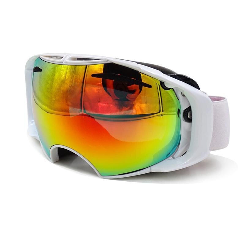 Professional Snowboard Ski Goggles Double Lens Anti-fog Snowboard Goggles Snowing Men Woman Ski Goggles Glears