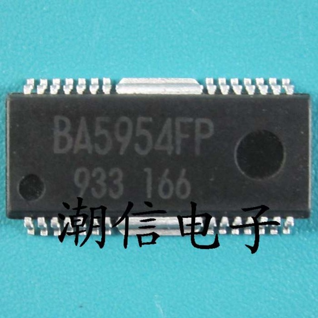 5pcs/lot BA5954FP-E2 BA5954FP Package HSOP28 BA5954 Original Authentic In Stock