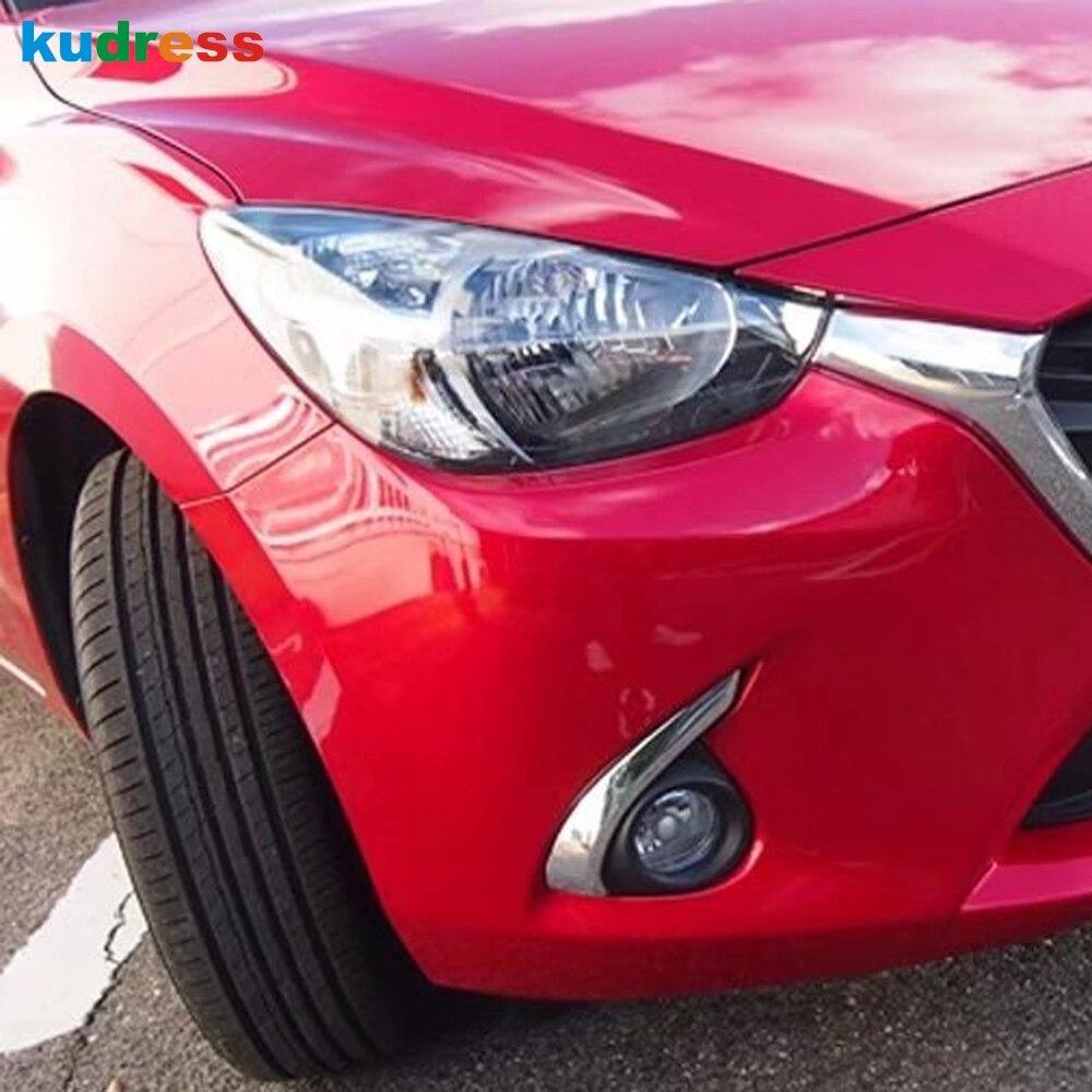 4dr Pillars Pillar Stainless Steel Cover Fits Mazda 3 Mazda3 5dr Hatchback 2014