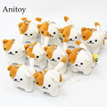 10pcs/lot Cartoon Cute Lovely Cat Neko Atsume Mini 8.5cm Plush Dolls with Chain Stuffed Soft Toys Kids Gift Pendants Ring AP0021