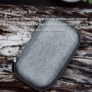 Image 3 - SHANLING C3 Storage Box for Portable Players M0 M1 M3S M5S Anti pressure Multi purpose Package