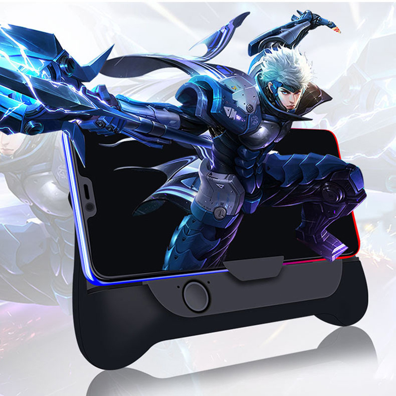 Image 5 - Gamepad Game Holder Stand Cooling Controller Support Charging with 2000mAh Portable Radiator Mute Fan Heatsink for andriod IOS-in Mobile Phone Coolers from Cellphones & Telecommunications