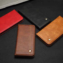 Premium Leather Case For Huawei Honor 10i Hry-lx1t Case Retro Magnetic Flip Wallet Cover For Huawei Honor 20i V20 Vintage Case for huawei honor 20i honor 10i case cover nillkin pu leather flip case for huawei honor 20i honor 10i cover flip phone case