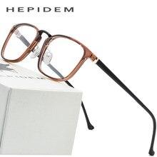 bff1c6576c088 Óculos de Armação Homens Ultraleve TR90 Marca Designer 2018 do Sexo  Masculino Óculos de Prescrição de Alta Qualidade Praça Armaç.