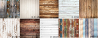 HUAYI 10pc 2x2ft wood planks backdrop for photography wood floor vinyl backdrop background wood GY 022