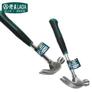 Image 5 - LAOA outil professionnel damélioration de lhabitat, marteau à griffes, Tube en acier, 8OZ
