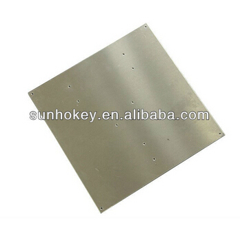 Free shipping!!! 3d printer heatbed aluminum heating plate aluminum hotbed