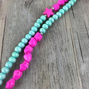 Богемные ожерелья ручной работы, женское богемное ожерелье, многослойное ожерелье с кисточками, деревянные бусы, летние пляжные украшения, ...