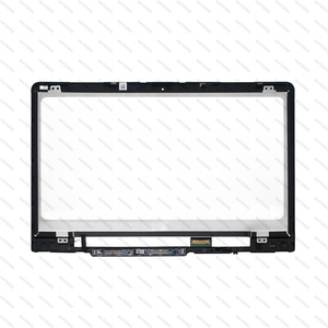 Image 3 - B140XTN02。 E N140HCE EBA 14 IPS LED 液晶タッチスクリーンデジタイザ国会 + フレーム Hp パビリオン X360 14 ba シリーズ