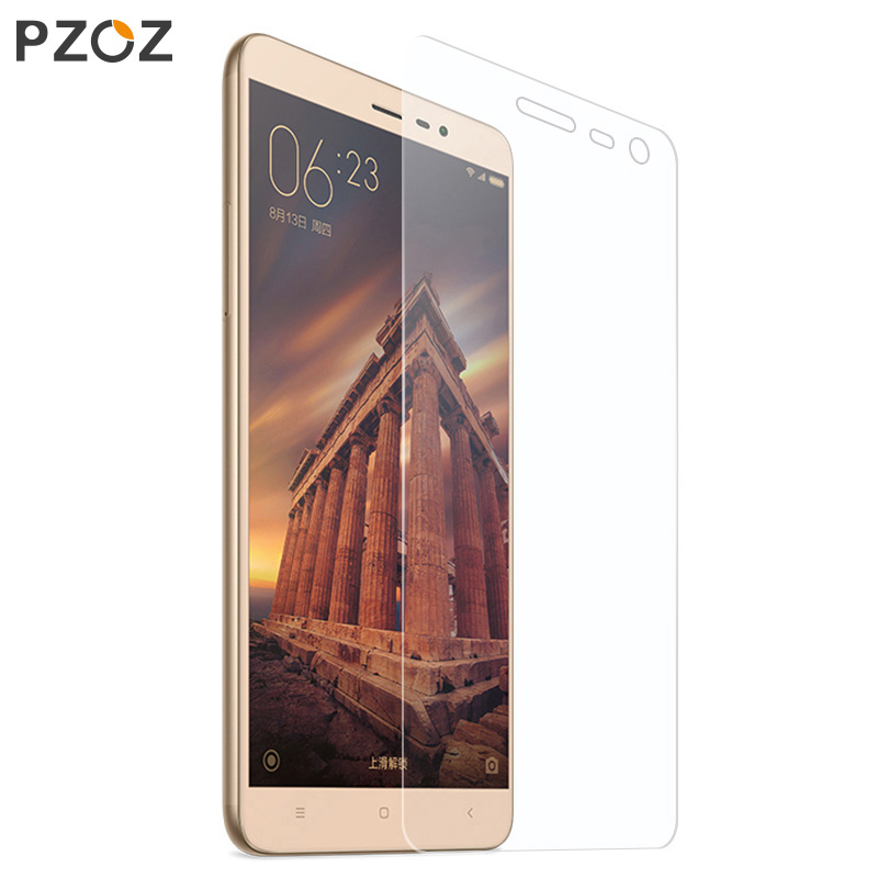 PZOZ Tempered Glass For Xiaomi Redmi Note 4 5 Pro Transparent Screen Protection Film Xiaomi Redmi Note 4X 5 64gb 4X 32gb Glass