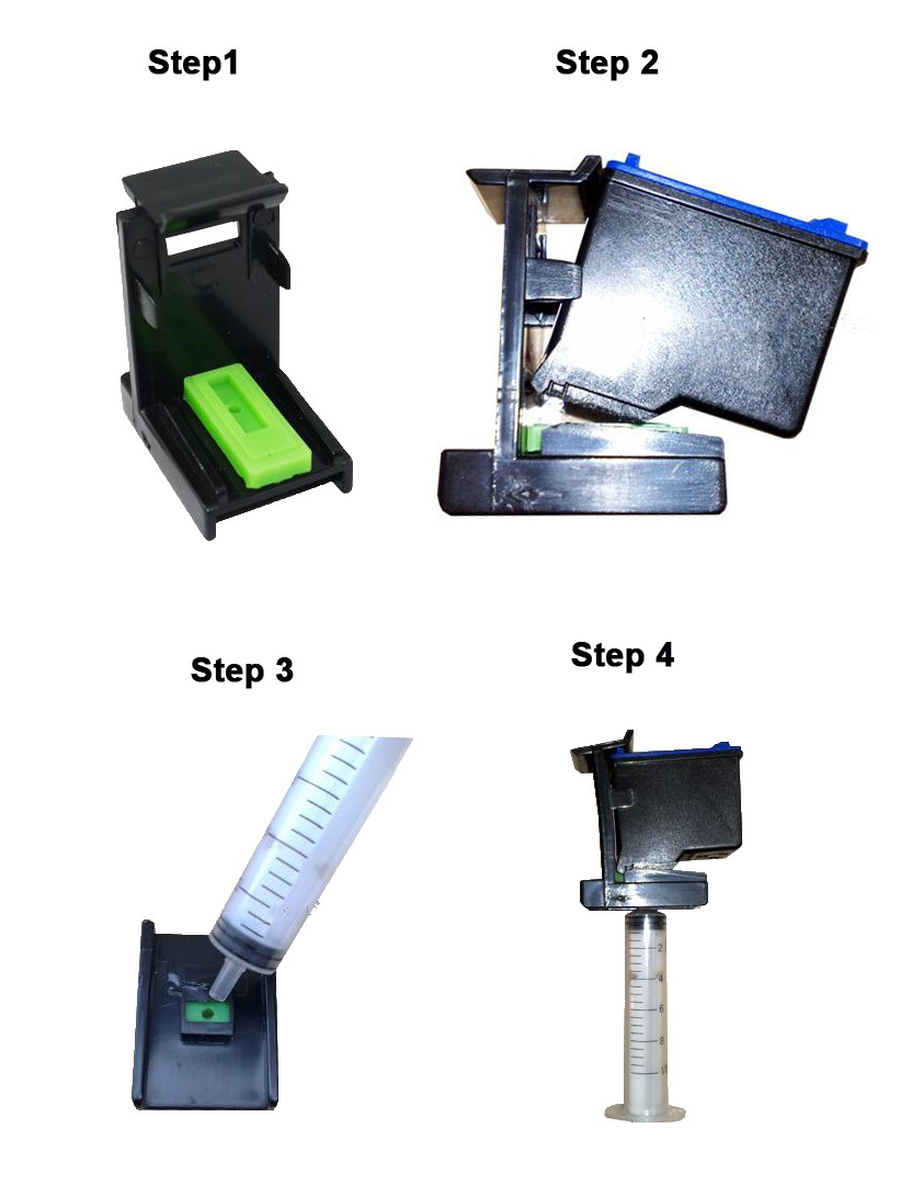 BLOOM зажим для поглощения чернильного картриджа клип выдвижной шкафчик для инструментов для hp 121 122 140 141 300 301 302 21 22 61 650 652 651