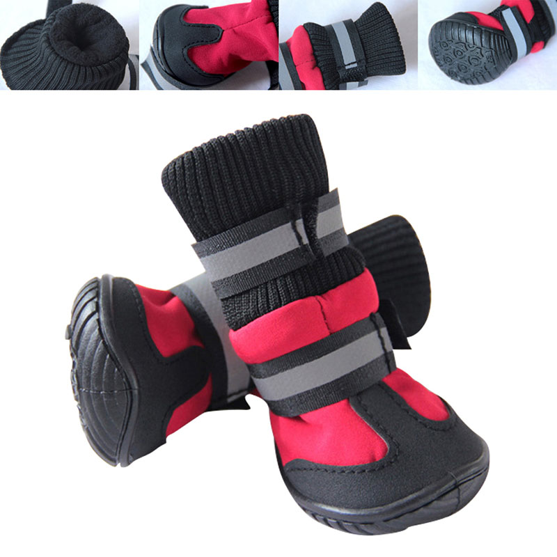 best dog boots for snow