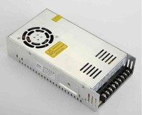 220V to 24V 400W 16.6A Switching Power Supply , Single Output Switching power supply for LED Strip light AC to DC LED Driver