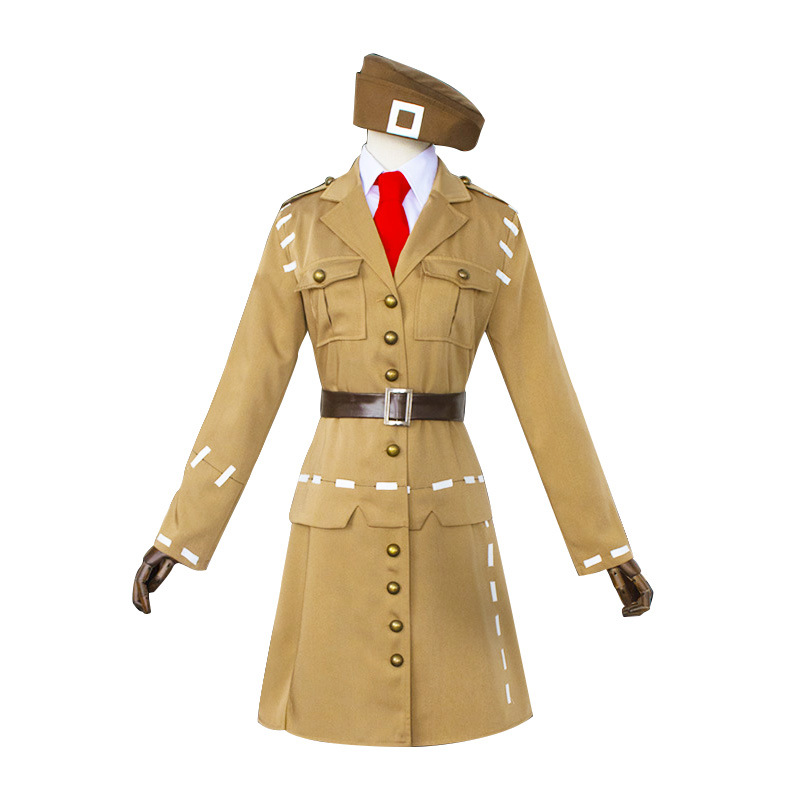 Game Identity V Cosplay Costumes The air force Uniform Dress Cosplay Uniform Costume Full Sets Halloween Carnival Party Costumes