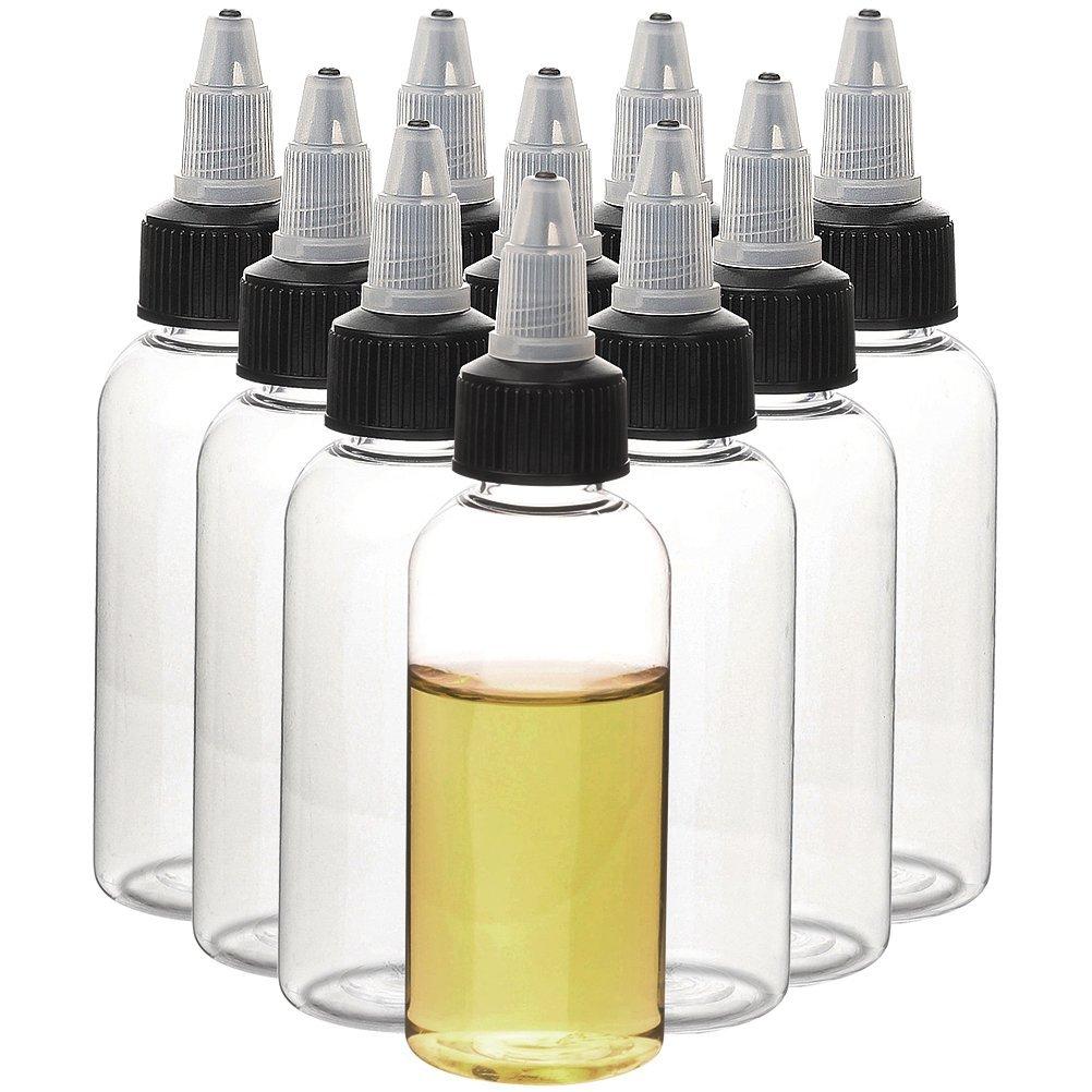 10pcs 120ml Pet Empty Bottles Pen Shape E liquid Refillable Bottle for E-Cig Plastic Dropper Bottles with Twist Off Caps Бутылка