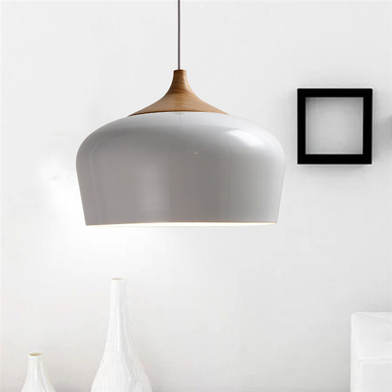 White Kitchen Black Pendant Lights