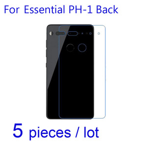 5pcs/pack Screen Protector Clear/Matte/Nano Anti-Explosion Protective Film for Essential Phone PH-1 Ph1 Front or Back Guard film(China)