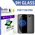 TOMORAL For Doogee Valencia2 Valencia 2 Y100 Pro Tempered Glass Screen Protector Premium front clear protective film cover